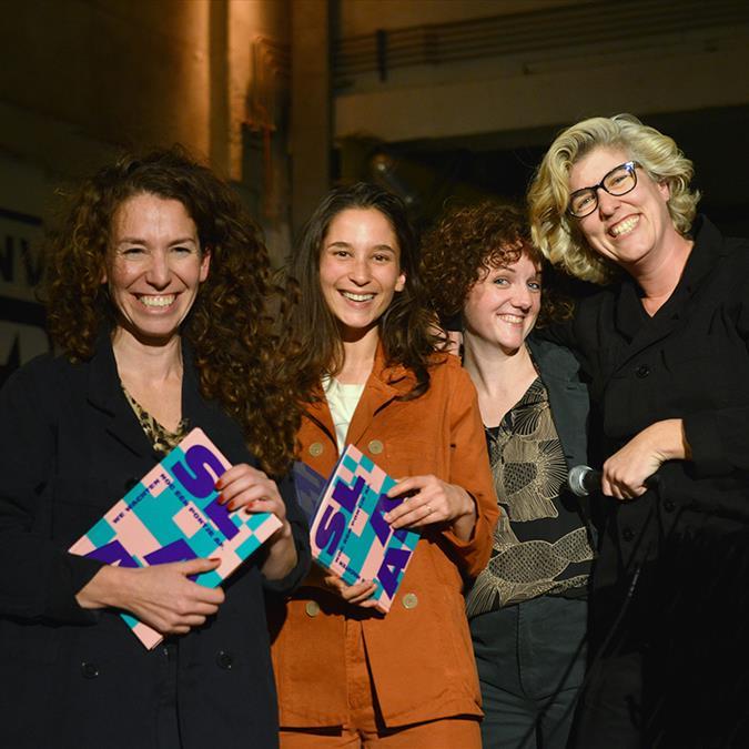 Stichting Literaire Activiteiten Amsterdam 35 jaar