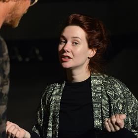 Helena Hoogenkamp (auteur en invaller bij het dj Team KTW).