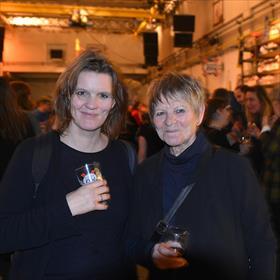 Marijke Schermer (auteur), Matin van Veldhuizen (auteur, regisseur).