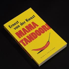 Studio Ron van Roon voor Nijgh & Van Ditmar - Ernest van der Kwast, `Mama Tandoori`