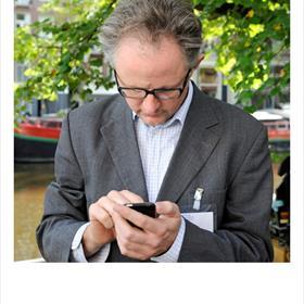 Genoteerd met stip: Victor Schiferli (vertaalbeleid fictie, Nederlands Letterenfonds).