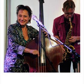 Muzikaal intermezzo van Kim Soepnel & band.