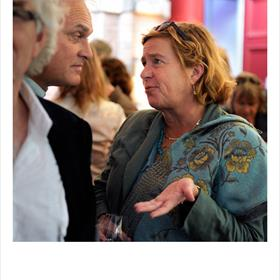 Saskia de Vries (uitgever/directeur Amsterdam University Press).