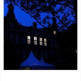 Men bleef nog lang vrolijk aan de Nieuwe Prinsengracht.