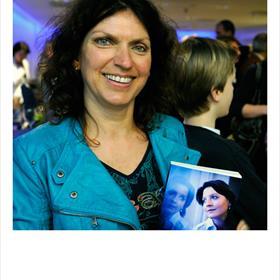SUPERZUSTER - één van de favorieten van Lisa: Annelies Vermeij werkt als verpleegkundige op de IC.