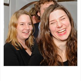 MOOD, FOOD, EVENTS - Anya van de Wetering (stylist,directeur Kamer 465 - styling en productiebureau).