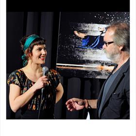 OVER TO YOU - Linda Hirzmann (uitgeverij De Brouwerij / Brainbooks) geeft het woord aan Bart Nieuwenhuijs (fotograaf en vriend van Bart van Leeuwen).