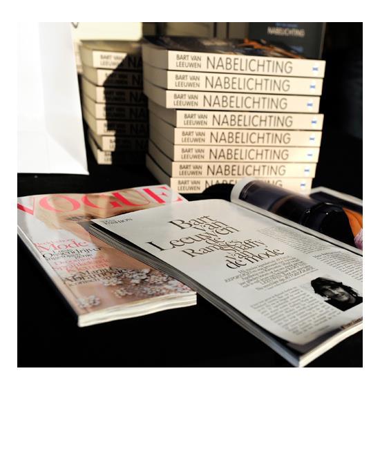 27 april 2012 - Boekpresentatie 'Nabelichting' van Bart van Leeuwen