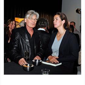 MEER beautiful people - Martin Robbe (antiquair),Linda Spierings (voormalig internationaal topmodel).