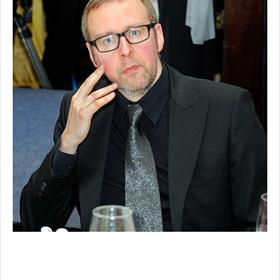 Dirk Leyman (jurylid en literair journalist, De Morgen).