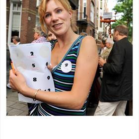 Er is een spel. Met nummers. Echt eenvoudig. Susanne van Leeuwen (acquirerend redacteur) legt uit.