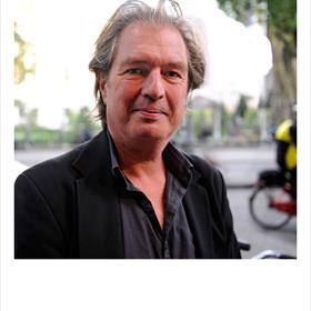 Ook maker van prachtige gedichten: Wim Brands.