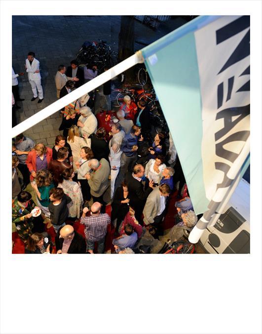 6 september 2012 - Feest bij Uitgeverij Nieuw Amsterdam