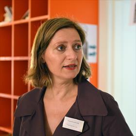 Alles onder controle: Jacqueline de Jong (zelfstandig redacteur en organisatie Open Huis).