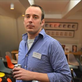 Roel van Diepen (publiciteit) houdt het bij cola.