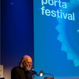 László Krasznahorkai, auteur van onder meer het veelgeprezen 'Satanstango' en genomineerd voor The Man Booker International Prize 2015, ging in gesprek met auteur Johan de Boose.