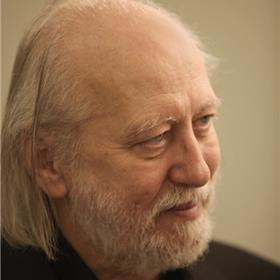 De Hongaar László Krasznahorkai bleek een zeer innemend spreker.