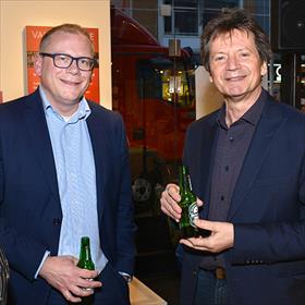 Martijn Griffioen (directeur Overamstel uitgevers)