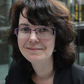 Sabrina Verbeek (acquirerend redacteur De Fontein).