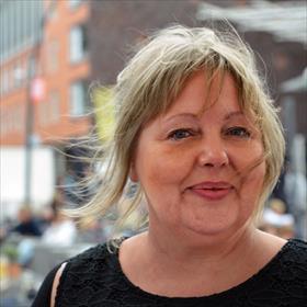 Marianne Vork (uitgever NAU Uitgevers).