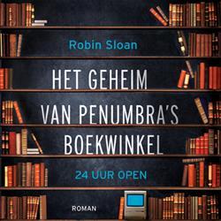 Doorlezen of niet? Het geheim van Penumbra's boekwinkel van Robin Sloan (Uitgeverij Lias)