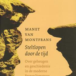 Doorlezen of niet? Steltlopen door de tijd van Manet van Montfrans (Van Oorschot)