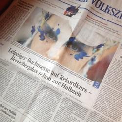 Nederlandse en Vlaamse auteurs op de Leipziger Buchmesse: Leipzig liest