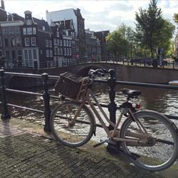 Blog 2 Marleen Seegers: Amsterdam: Voorzichtig weer wat zon