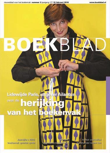 BOEKBLAD Magazine 3, 19 februari 2010