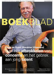 BOEKBLAD Magazine 13, 6 augustus 2010
