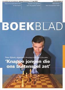 BOEKBLAD Magazine 8, 7 mei 2010