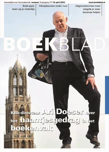 BOEKBLAD Magazine 7, 16 april 2010
