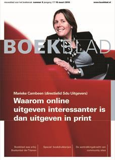 BOEKBLAD Magazine 5, 19 maart 2010