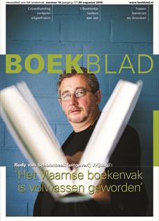 BOEKBLAD Magazine 14, 20 augustus 2010