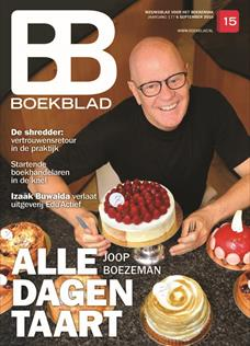 BOEKBLAD Magazine 15, 6 september 2010