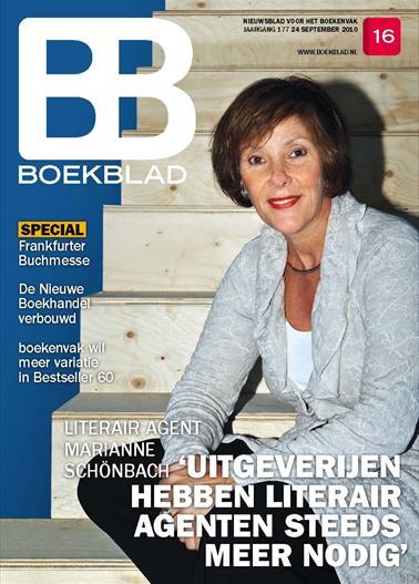 BOEKBLAD Magazine 16, 24 september 2010
