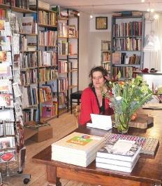Jonah Freud, eigenaar de Kookboekhandel in Amsterdam: 'Ik weet precies wat mijn klanten willen'