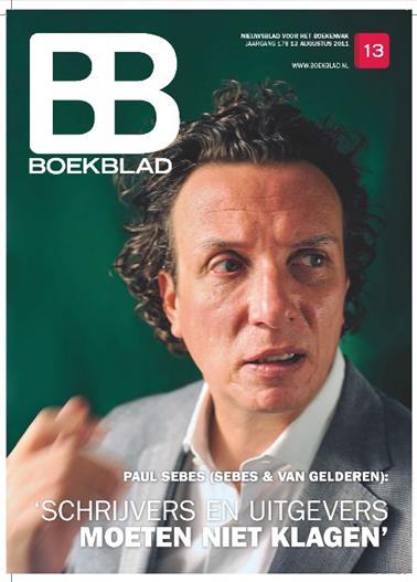 BOEKBLAD Magazine 13, 12 augustus 2011