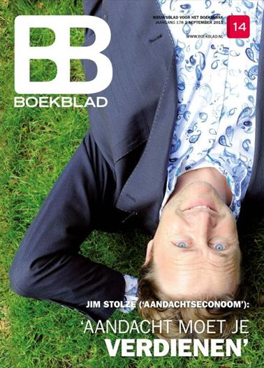 BOEKBLAD Magazine 14, 2 september 2011