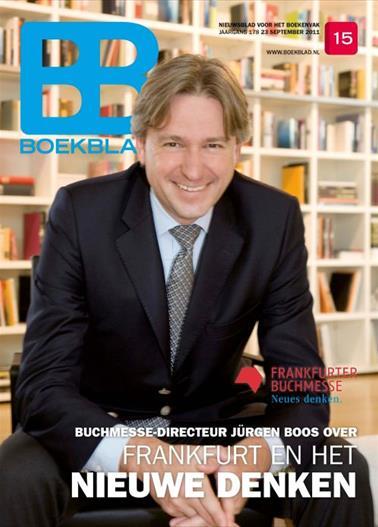BOEKBLAD Magazine 15, 23 september 2011