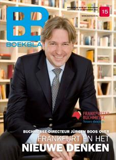 BOEKBLAD Magazine 15, 23 september 2011