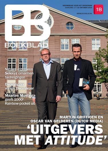 BOEKBLAD Magazine 18, 25 november 2011