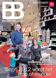 BOEKBLAD Magazine 20, 23 december 2011