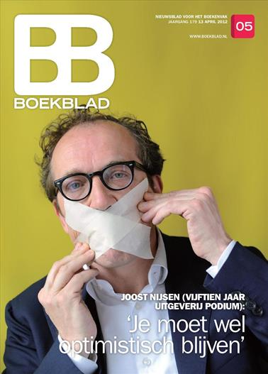 BOEKBLAD Magazine 5, 13 april 2012