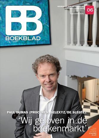 BOEKBLAD Magazine 6, 7 mei 2012