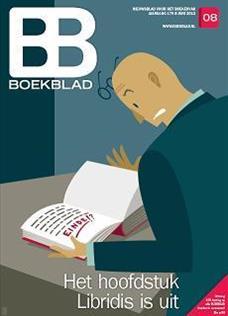 BOEKBLAD Magazine 8, 8 juni 2012