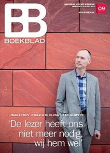 BOEKBLAD Magazine 9, 6 juli 2012