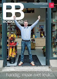 BOEKBLAD Magazine 11, 17 augustus 2012