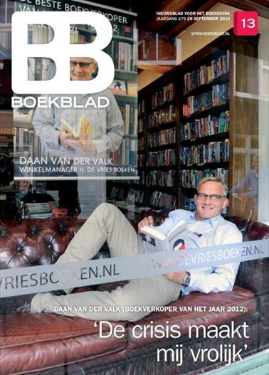 BOEKBLAD Magazine 13, 28 september 2012