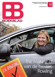 BOEKBLAD Magazine 15, 9 november 2012